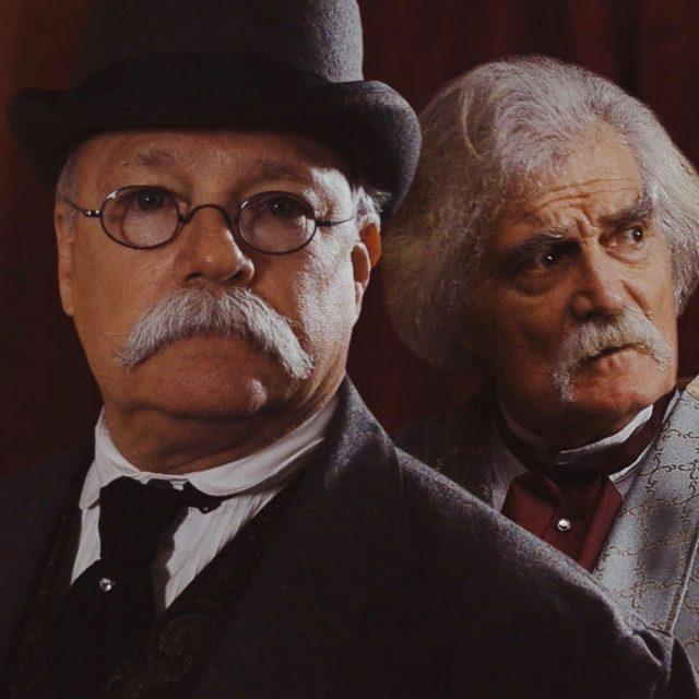 Mark Twain Meets Hell Hound Rogers