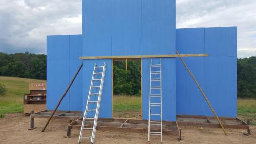 Blue Ridge Saloon Framed